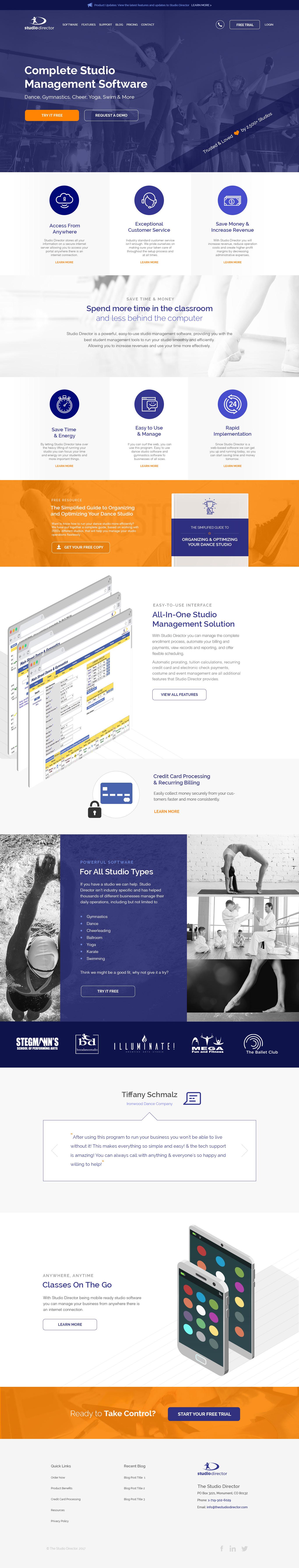 Studio Director Desktop